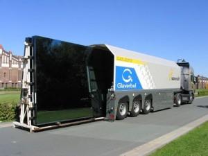 Перевозка зеркал при переезде